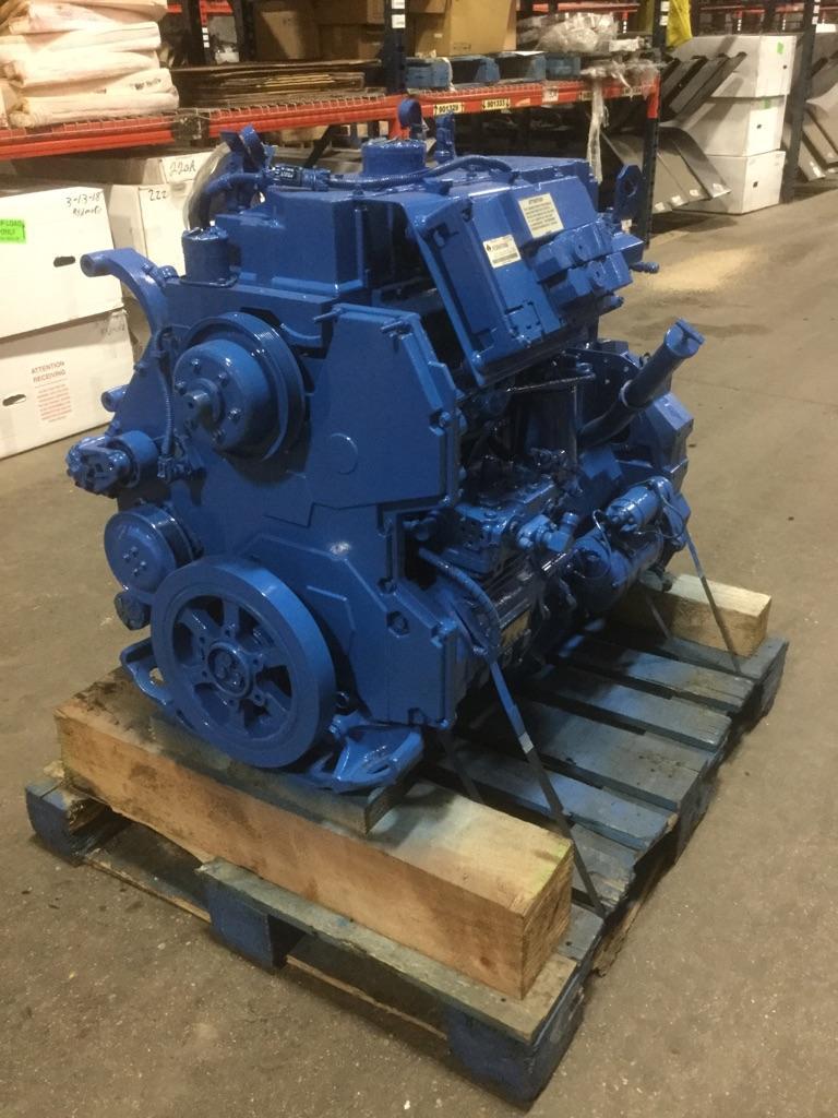 INTERNATIONAL DT 466E Engine Assembly