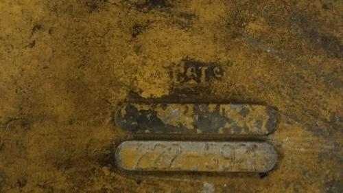 CAT 3126E / C7 Oil Pan