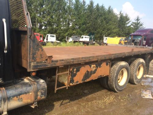 FLATBED 20FT Body / Bed