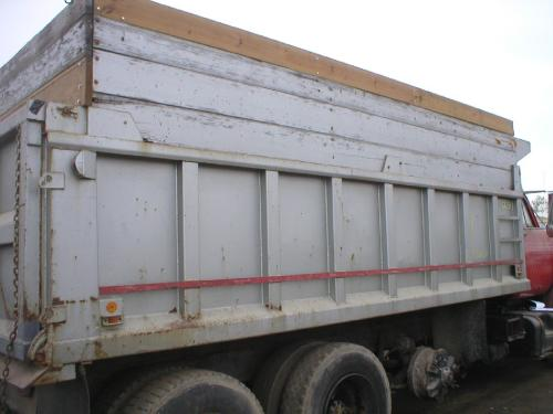 STEEL 17FT Body / Bed