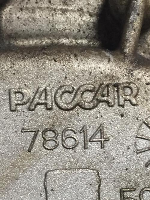 PACCAR MX-13 Oil Pump