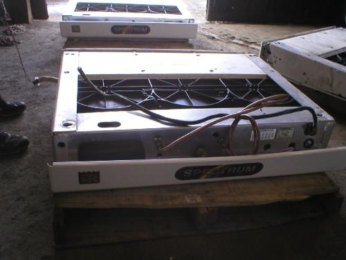 SPECTRUM EVAPORATOR UNITS Refer Unit