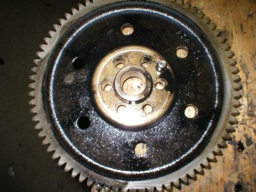 VOLVO VED12-D Timing Gears