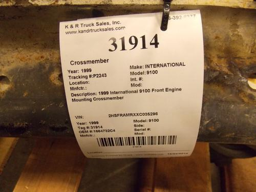 INTERNATIONAL 9100 Catalytic Converter