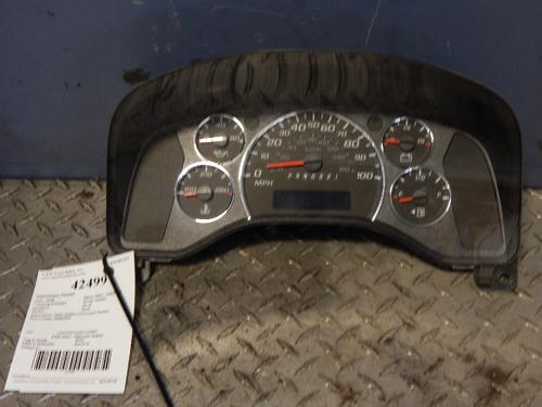 GMC - MEDIUM G3500 Instrument Cluster