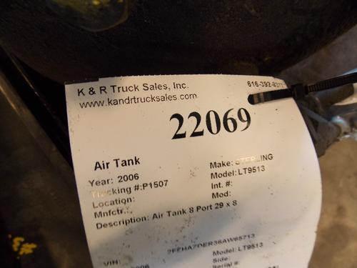 STERLING LT9513 Air Tank