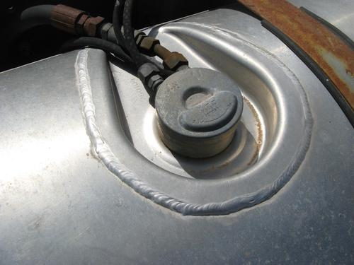 GMC/VOLVO/WHITE F7 Fuel Tank