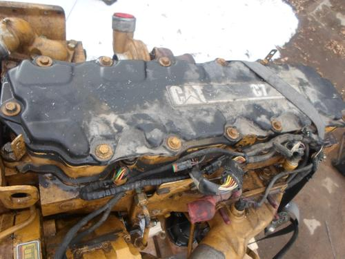 CAT C-7 ACERT Valve Cover