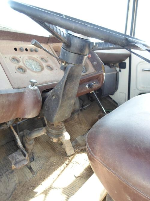 FORD LN600 Steering Column