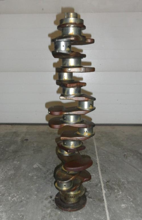 MERCEDES OM 906LA Crankshaft