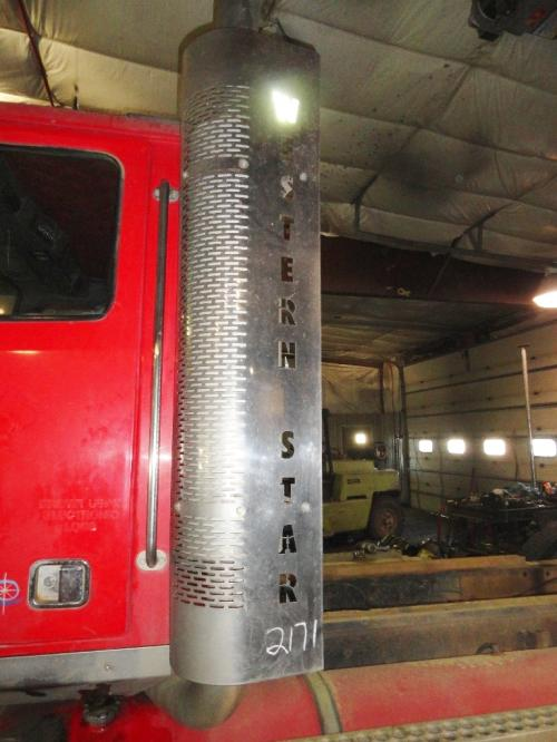 WESTERN STAR TRUCKS 4900E Muffler Shield