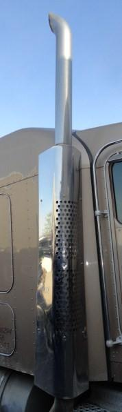 KENWORTH T800 Muffler Shield