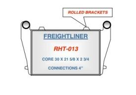 FREIGHTLINER FLD120SD Intercooler