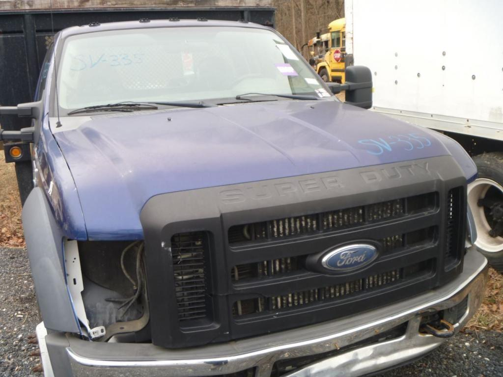 FORD F550 CAB TRUCK PARTS #617000