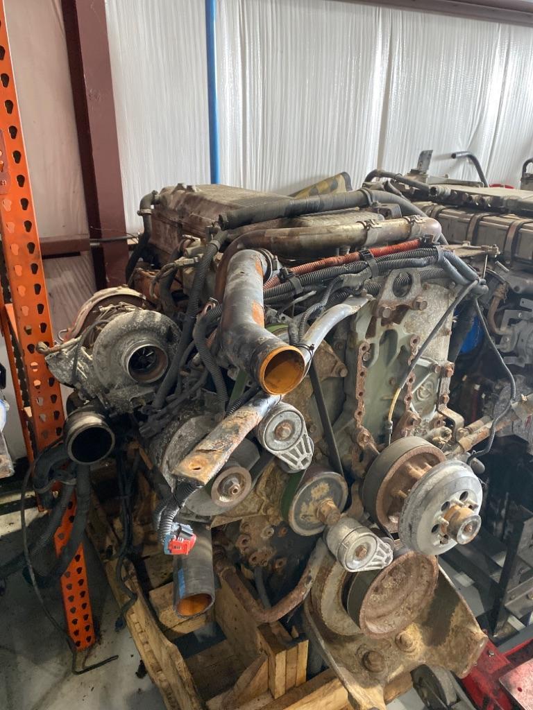 USED 2009 DETROIT SERIES 60 14.0 DDEC VI ENGINE ASSEMBLY PART #7260