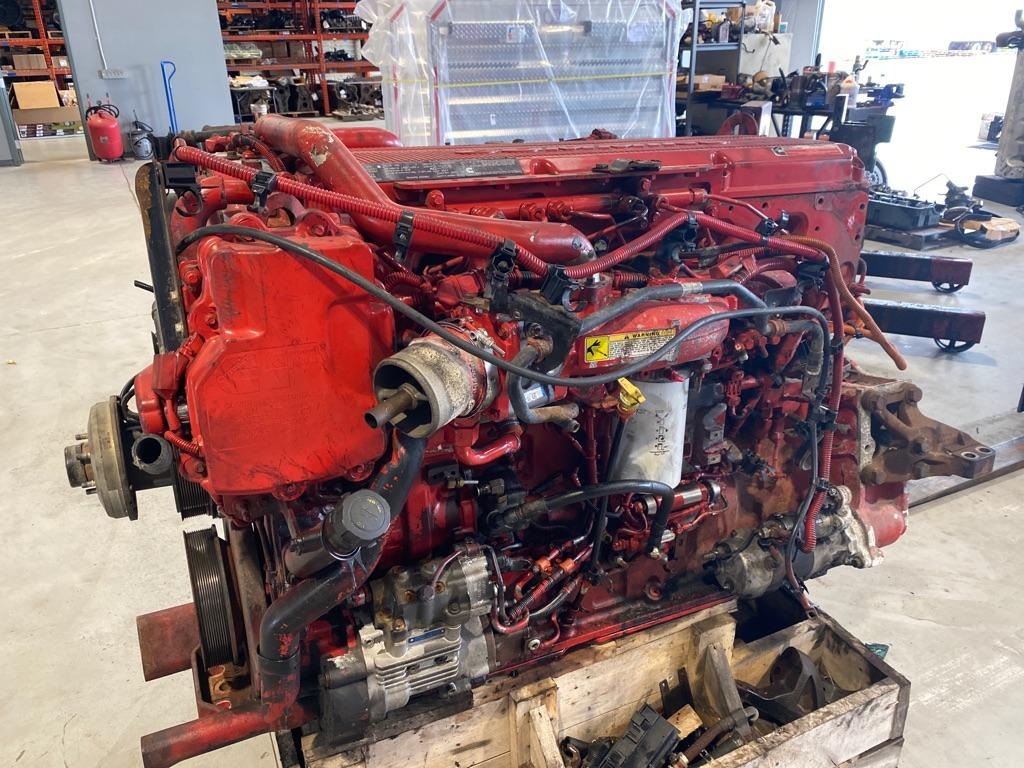 USED 2015 CUMMINS ISX15 ENGINE ASSEMBLY PART #8825