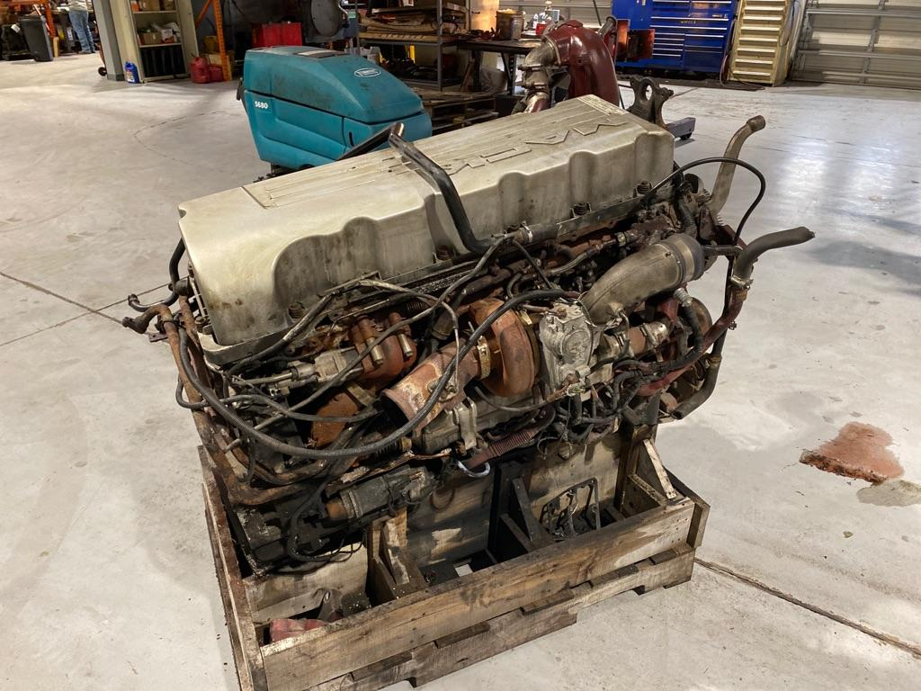 USED 2015 MACK MP7 ENGINE ASSEMBLY PART #9399