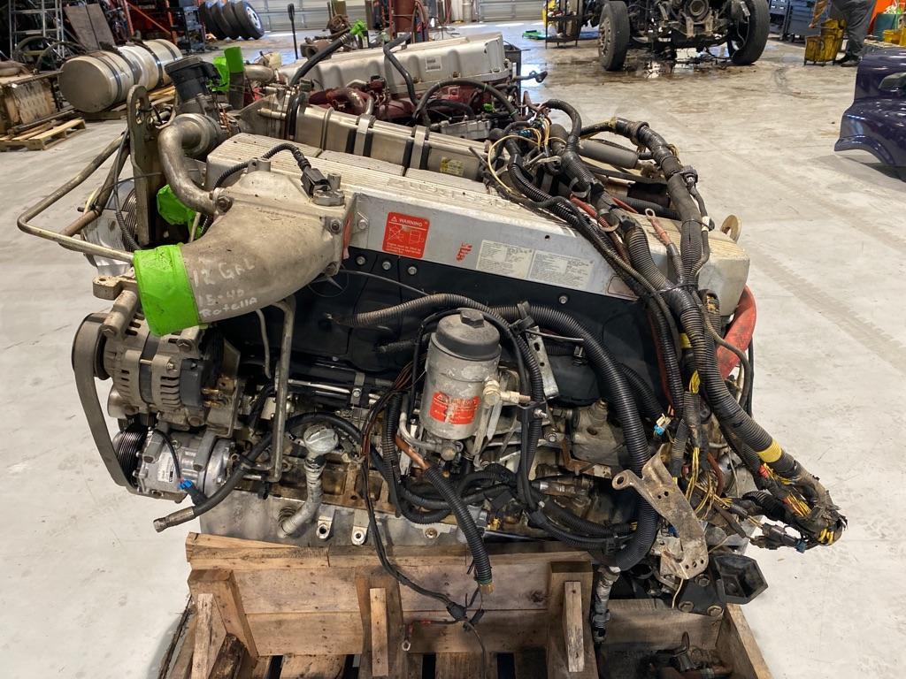 USED 2007 MERCEDES MBE4000 ENGINE ASSEMBLY PART #9474