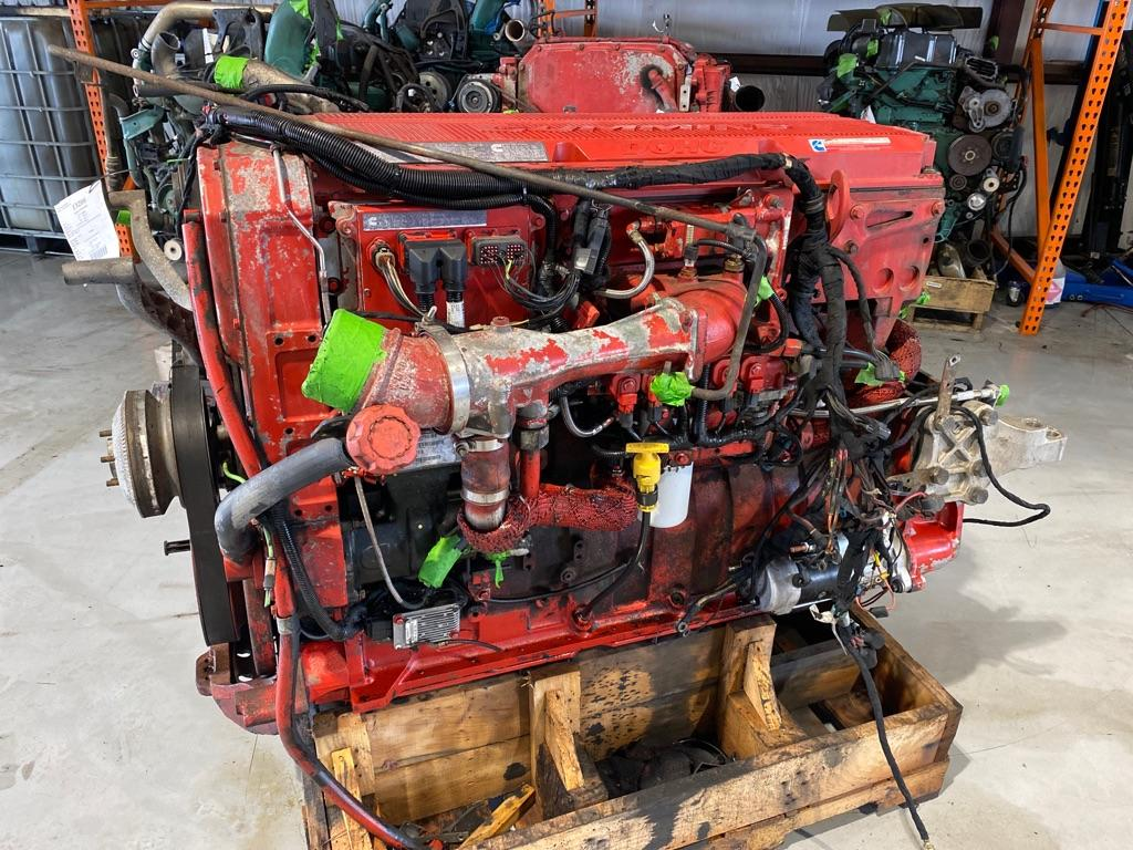 USED 2005 CUMMINS ISX ENGINE ASSEMBLY PART #9994