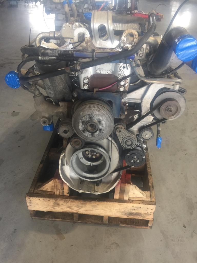 USED 2006 MERCEDES MBE4000 ENGINE ASSEMBLY PART #10889