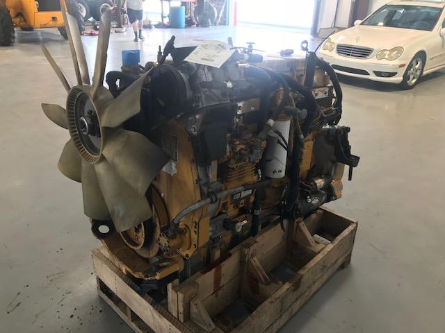 USED 1998 CAT C-10 ENGINE ASSEMBLY PART #3754