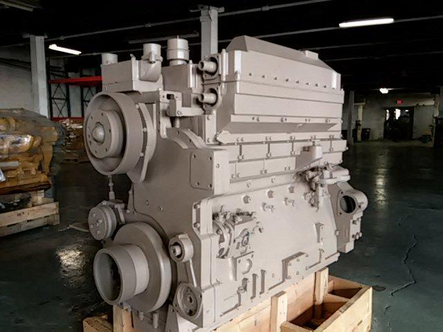 CUMMINS KTA19 Engine Assembly