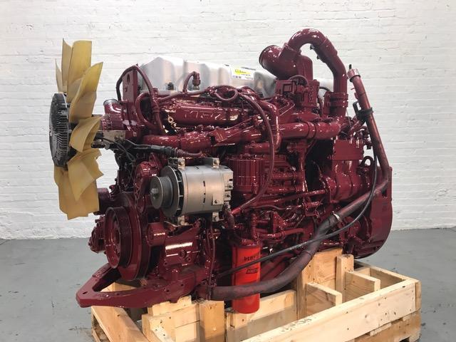 MACK MP7 Engine Assembly