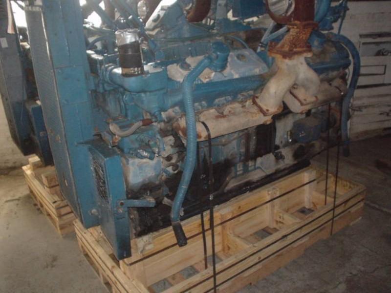 DETROIT 16V92T Engine Assembly
