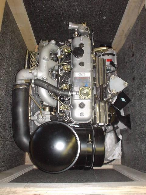 ISUZU 4JB1-G Engine Assembly