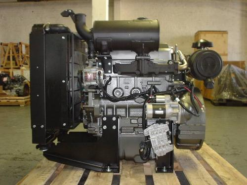 YANMAR 4TNV98-ZNSAD Engine Assembly