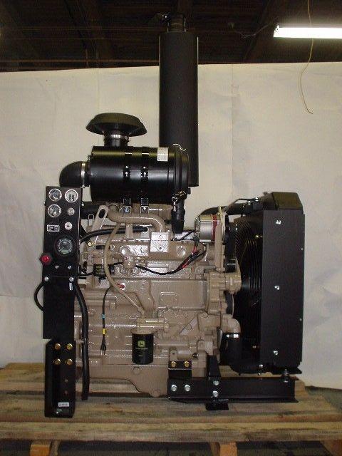 JOHN DEERE 4045TF270 Engine Assembly