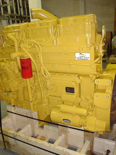 CATERPILLAR C-12 Engine Assembly