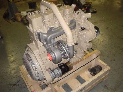 CUMMINS 4BT Engine Assembly