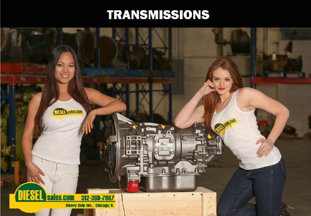 ALLISON CLT5865-1 Transmission Assembly