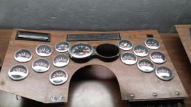 WESTERN STAR TR 4900E Instrument Cluster