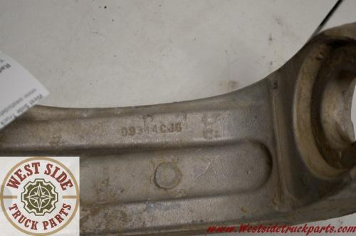 FREIGHTLINER CASCADIA 125BBC Radiator Core Support