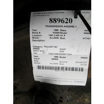 Transmission Assembly ALLISON HT740 LKQ Evans Heavy Truck Parts