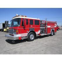 Complete Vehicle AMERICAN LA FRANCE EAGLE FLAT TOP 4DR PUMPER American Truck Sales
