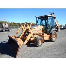 Equipment (Whole Vehicle) Case 580-SM series II backhoe Big Dog Equipment Sales Inc