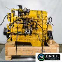 Engine Assembly Caterpillar 3126 Complete Recycling