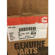 Fuel Pump (Injection) CUMMINS ISC-8.3 LKQ Wholesale Truck Parts