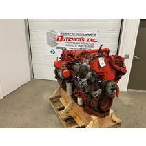 Engine Assembly CUMMINS ISX15 Dutchers Inc   Heavy Truck Div  Ny