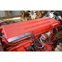 Engine Assembly CUMMINS ISX Dutchers Inc   Heavy Truck Div  Ny