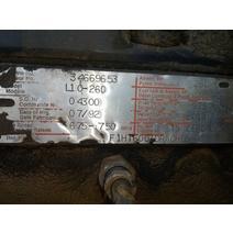 Engine Assembly CUMMINS L10 Tony's Auto Salvage
