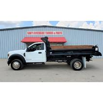 Complete Vehicle FORD F-550 SUPERDUTY XL Sam's Riverside Truck Parts Inc