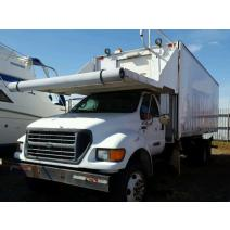 Complete Vehicle FORD F-750 American Truck Salvage