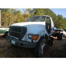 Rears (Front) FORD F-750 A & A Truck Salvage