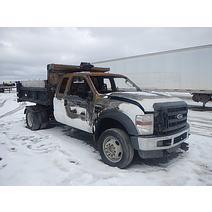 Complete Vehicle FORD F450 Super Duty (4x4 super cab) Big Dog Equipment Sales Inc