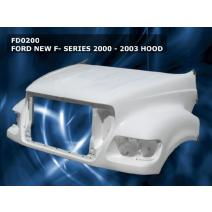 Hood FORD F650SD (SUPER DUTY) LKQ Acme Truck Parts