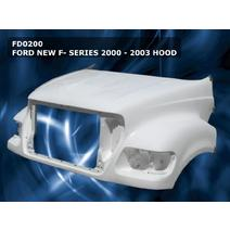 Hood FORD F650SD (SUPER DUTY) LKQ Plunks Truck Parts And Equipment - Jackson